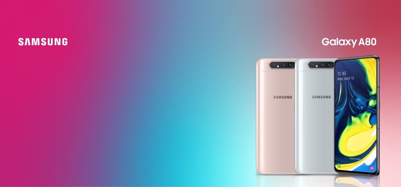 Harga Selisih Rp 1 Juta, Pilih Galaxy A80 atau Galaxy S10e?
